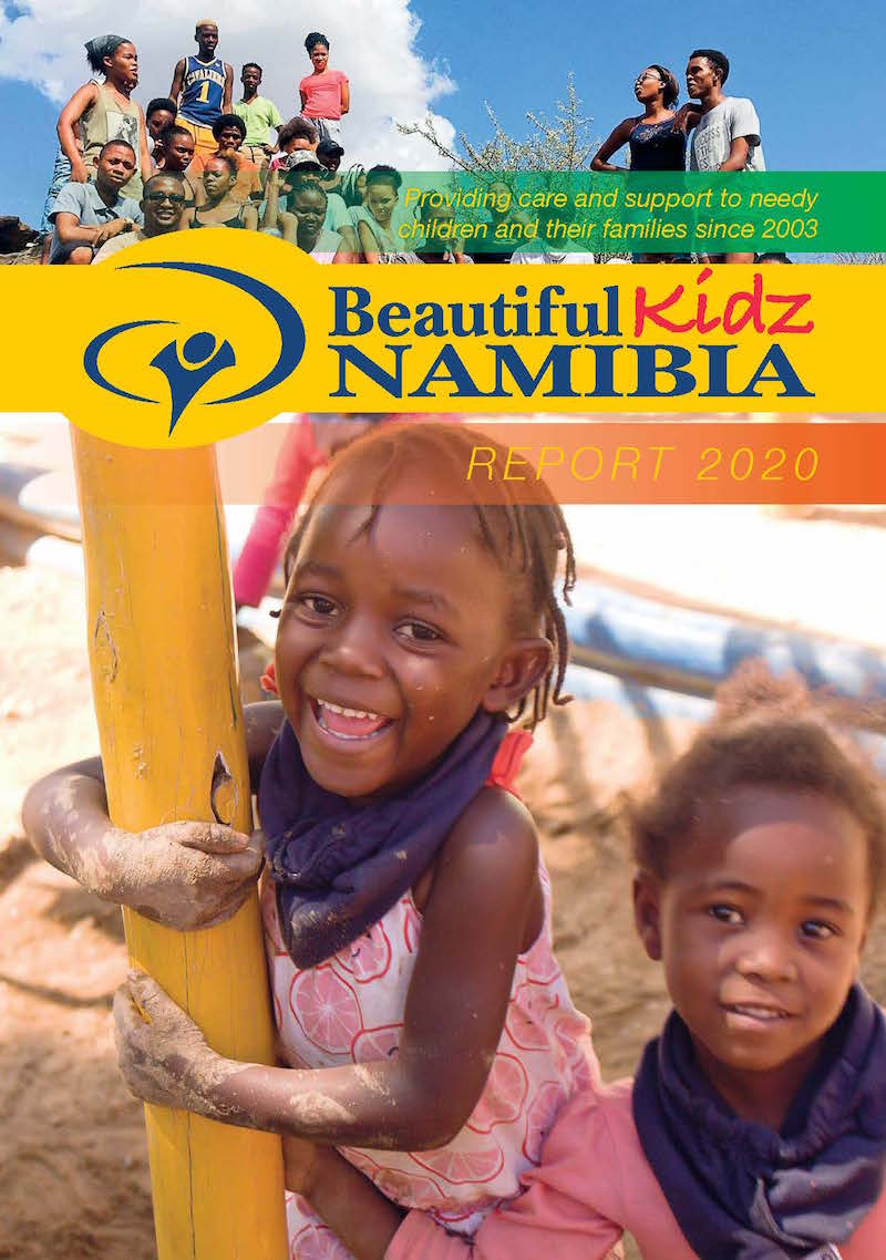 Beautiful Kidz 2020 report cover